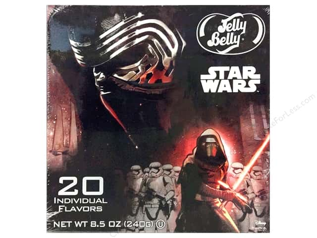 Jelly Belly Jelly Beans Gift Box 8.5 oz. Star Wars VII