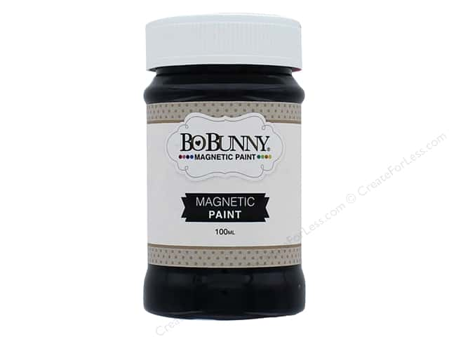 Bo Bunny Magnetic Paint 3.38 oz.