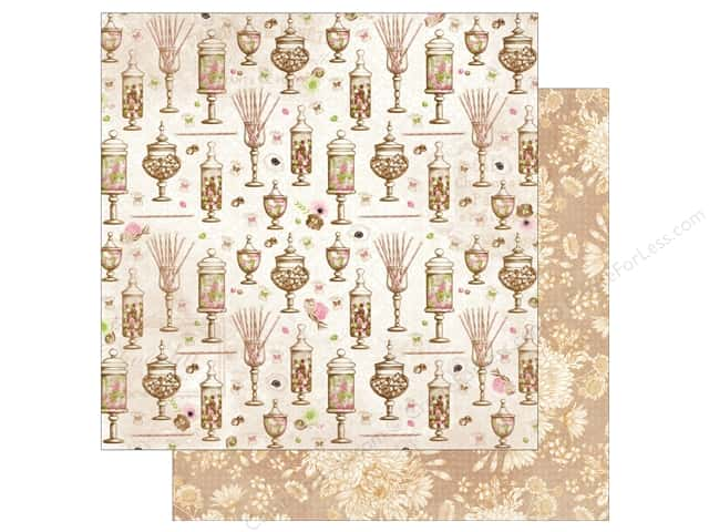 Bo Bunny 12 x 12 in. Paper Sweet Moments Indulgence (25 sheets)