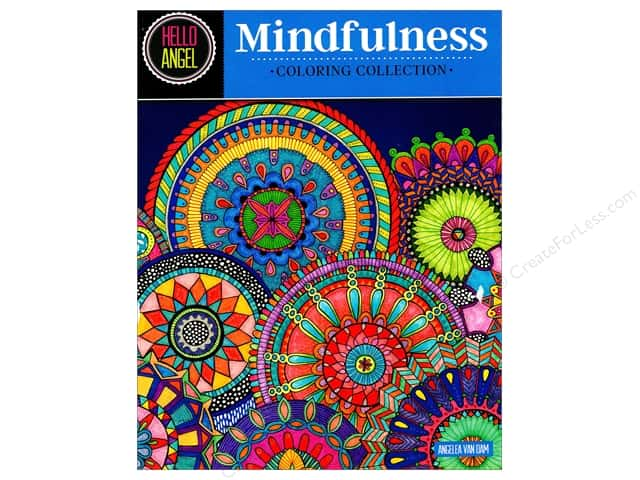Design Originals Mindfulness Coloring Book