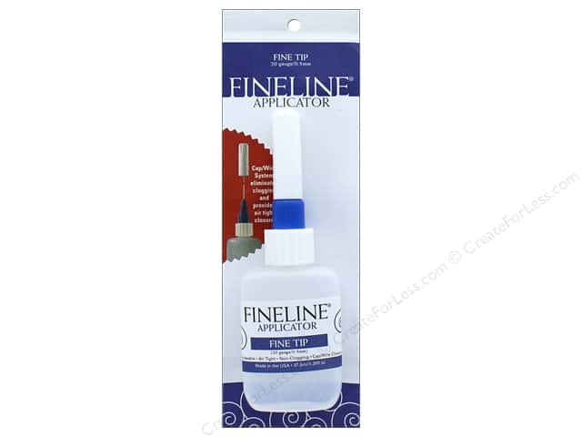 Fineline Products Applicator Bottle 1.25oz & 20ga Fine Tip