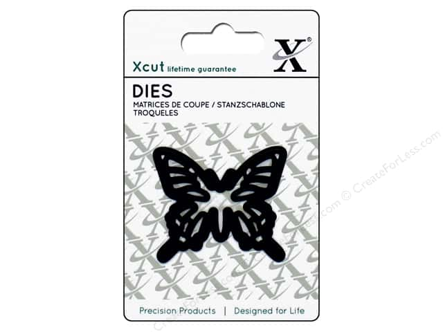 Docrafts Xcut Mini Decorative Dies 1 pc. Butterfly