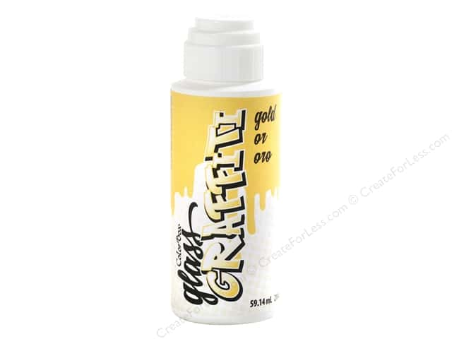 ColorBox Glass Graffiti Ink Gold
