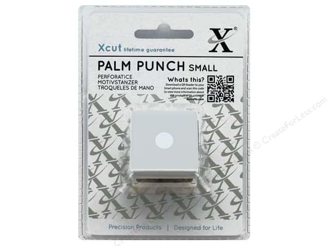 Docrafts Xcut Palm Punch Small 3/8 in. Circle