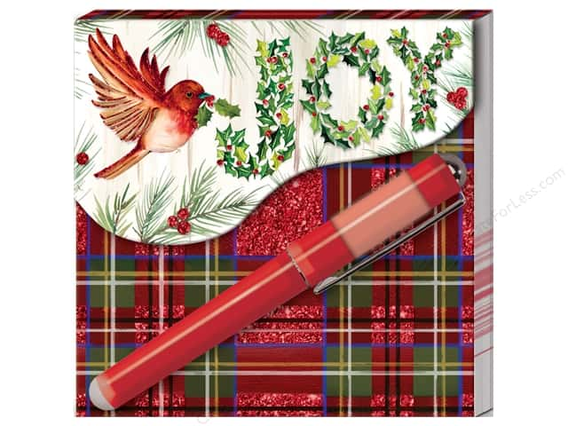 Lady Jayne Note Pad Matchbook With Pen Seasons Tweetings