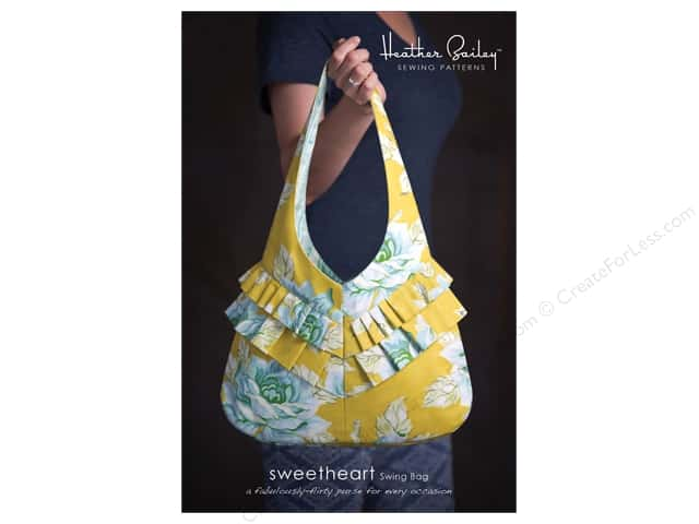 Heather Bailey Sweetheart Swing Bag Pattern