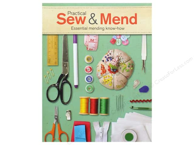 Practical Sew & Mend: Essential Mending Know-How Book by Joan Gordon