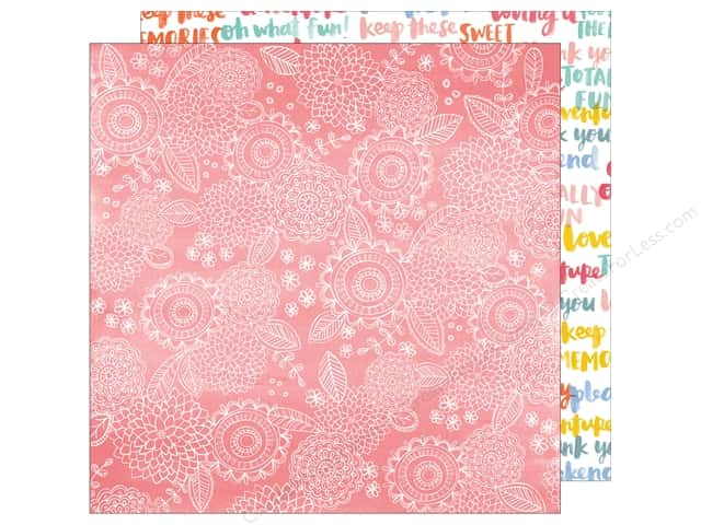 American Crafts 12 x 12 in. Paper Oh Happy Life Sweet Things