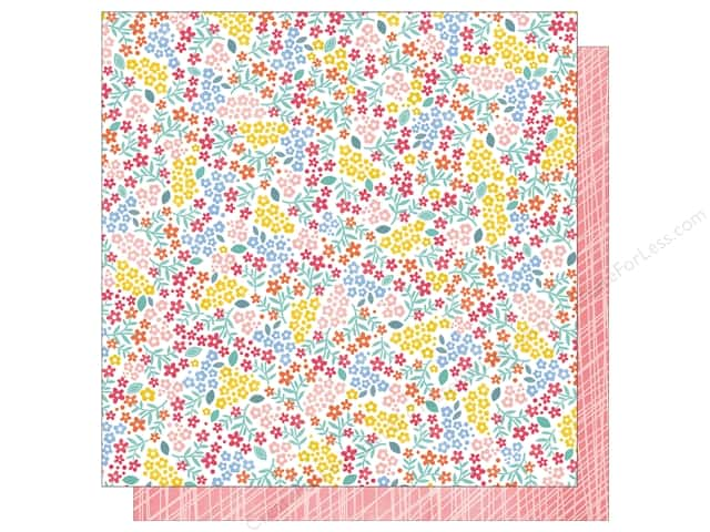 American Crafts 12 x 12 in. Paper Oh Happy Life Sweetie (25 sheets)
