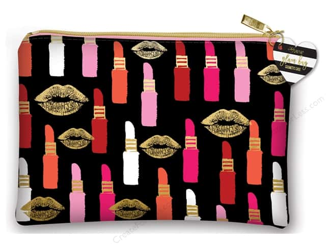 Lady Jayne Cosmetic Bag Lipstick Kisses