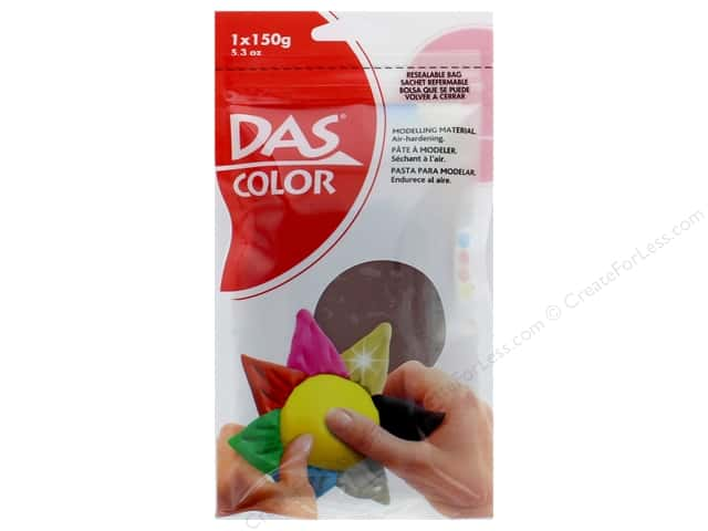 DAS Color Modeling Clay 5.3 oz. Brown