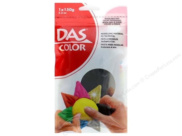 DAS Color Modeling Clay 5.3 oz. Black