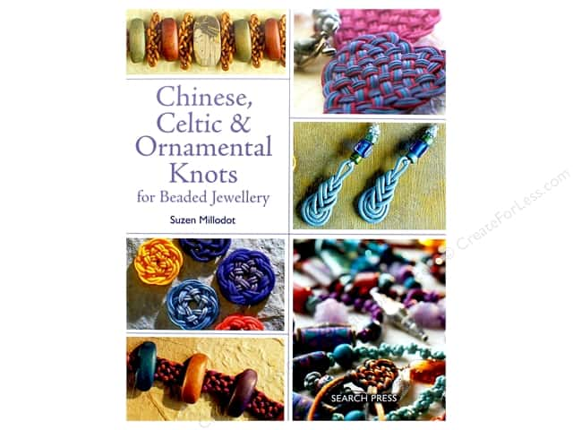 Chinese, Celtic & Ornamental Knots for Beaded Jewellery Book by Suzen Millodot