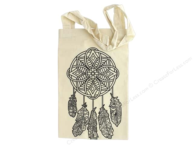 The Bead Giant Tote Bag Dreamcatcher