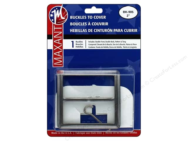 Maxant Cover Buckle Kit 2 in. Square