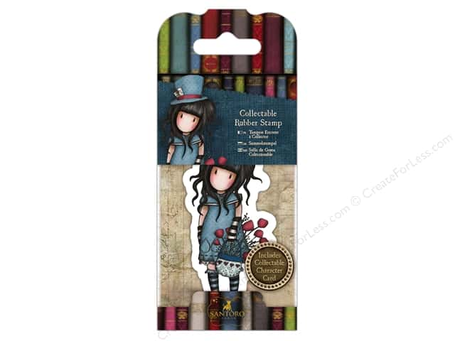 Docrafts Santoro Gorjuss Stamp No 29 The Hatter