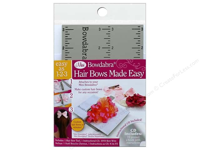 Darice Bowdabra Hairbow Attachment Mini