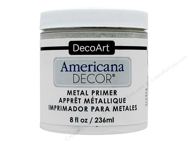 DecoArt Americana Decor Metal Primer 8oz