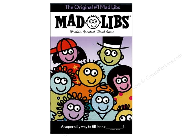 The Original #1 Mad Libs Book