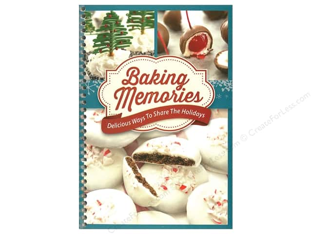 Baking Memories Book by CQ Products