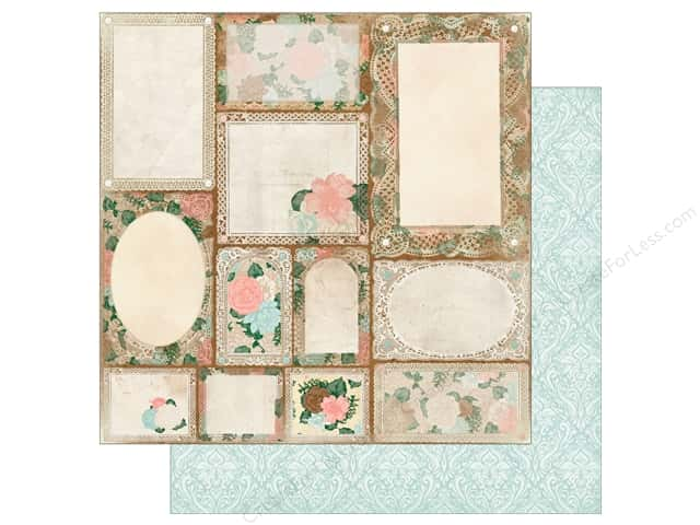 Bo Bunny 12 x 12 in. Paper Felicity Always (25 pieces)