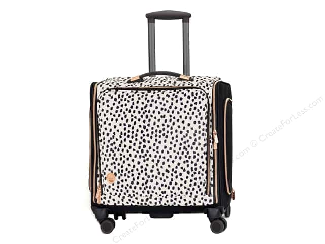 We R Memory Keepers 360 Crafter's Rolling Bag Rose Gold