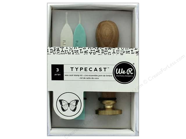 We R Memory Collection Typecast Wax Seal Kit