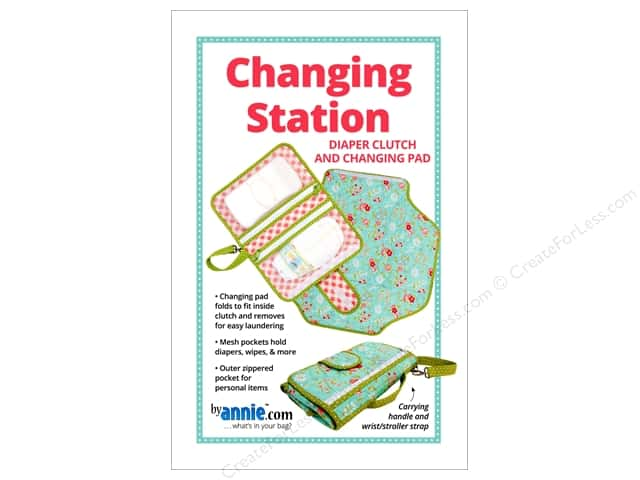 By Annie Changing Station Pattern