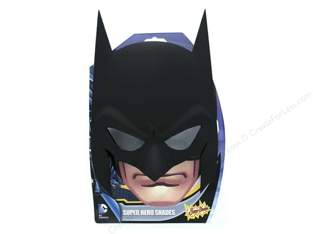 Sun-Staches Sunglasses Batman Mask