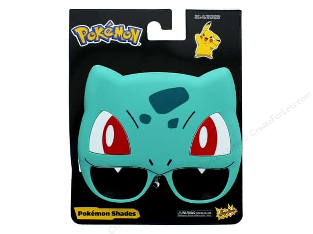 Sun-Staches Sunglasses Pokemon Bulbasaur