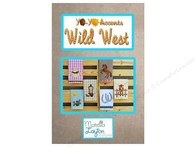 Marcia Layton Designs Wild West Pattern