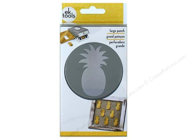 EK Success Large Punch Pineapple 2 3/8 in.