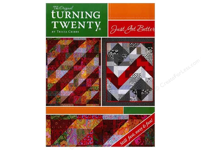 The Original Turning Twenty Just Got Better New Edition Book by Tricia Cribbs