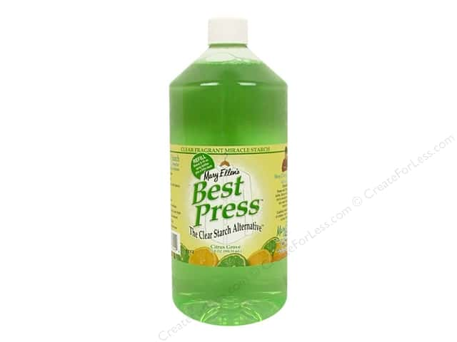 Mary Ellen's Best Press 32 oz. Citrus Grove