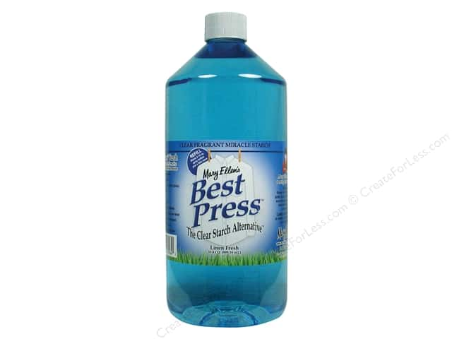 Mary Ellen's Best Press 32 oz. Linen Fresh