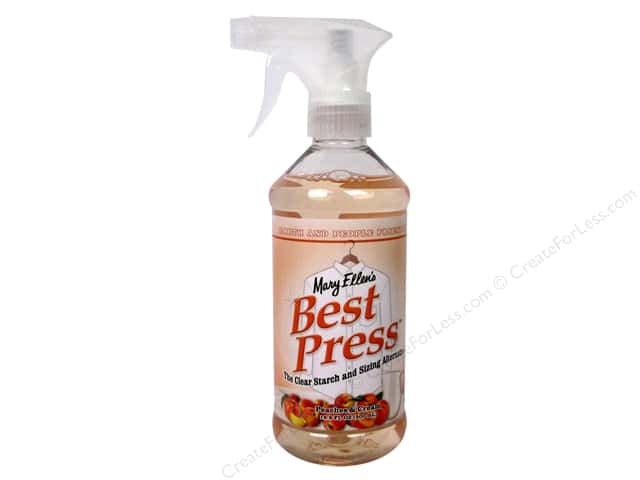 Mary Ellen's Best Press 16 oz. Peaches & Cream