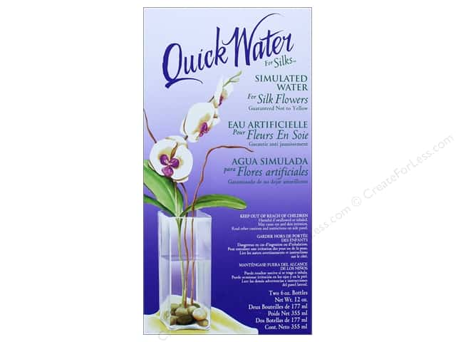 Miracle Coatings Simulated Water Quick Water 12oz (6 ounces)