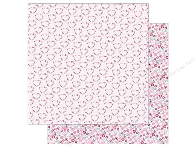 Authentique 12 x 12 in. Paper Sweetie Four (25 pieces)