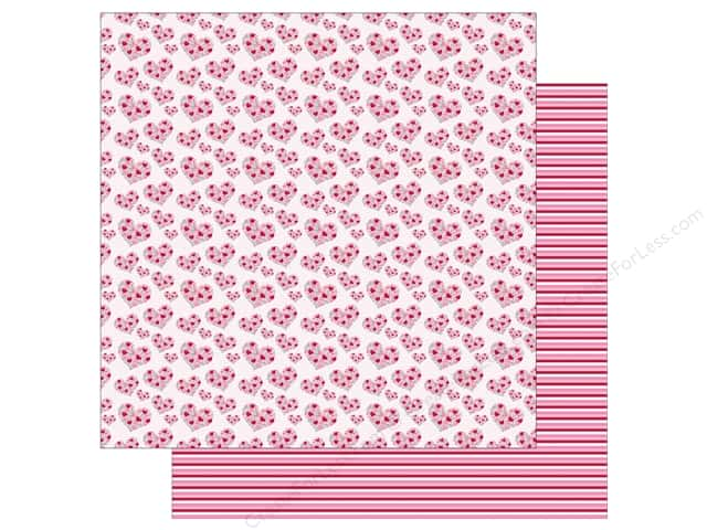 Authentique 12 x 12 in. Paper Sweetie One (25 pieces)