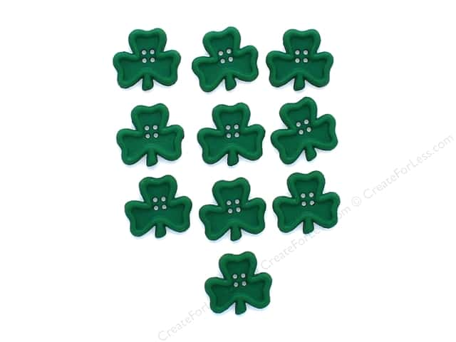 Jesse James Dress It Up Embellishments St Patrick's Day Collection Irish Charm