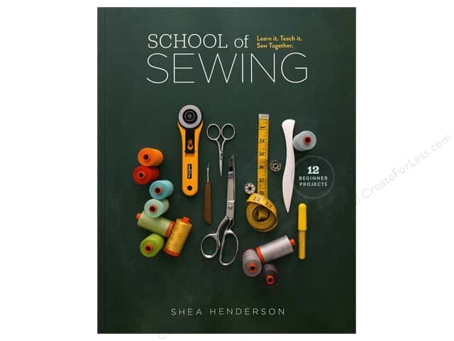 Lucky Spool School Of Sewing Book