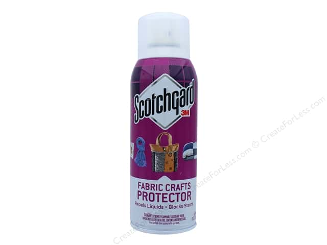 Scotch-Gard Fabric Crafts Protector 10 oz.
