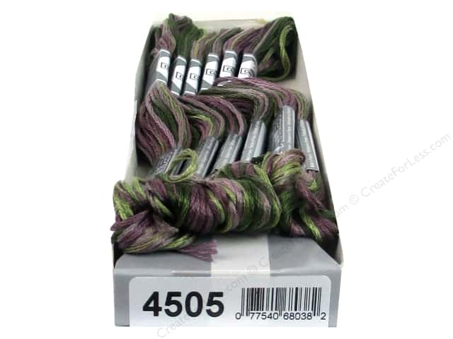 DMC Coloris Embroidery Floss Heather