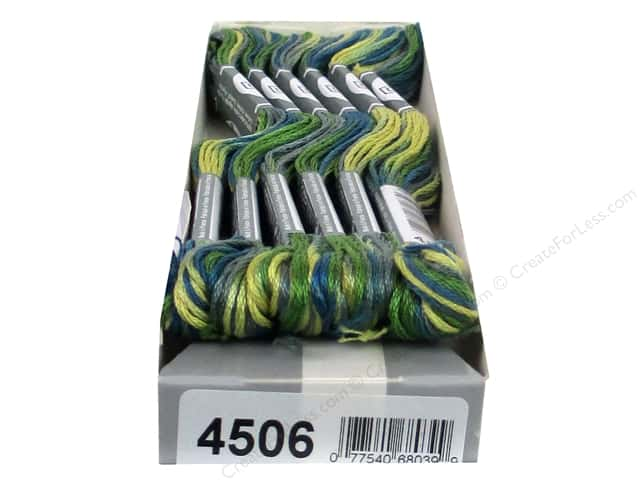 DMC Coloris Embroidery Floss Spring