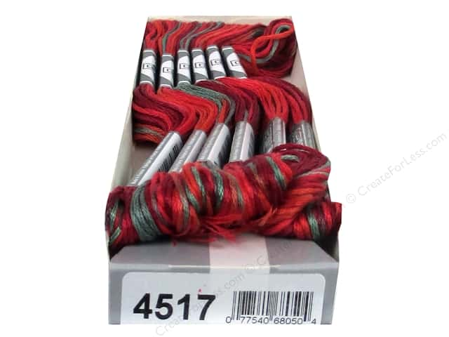 DMC Coloris Embroidery Floss Elves (6 skeins)
