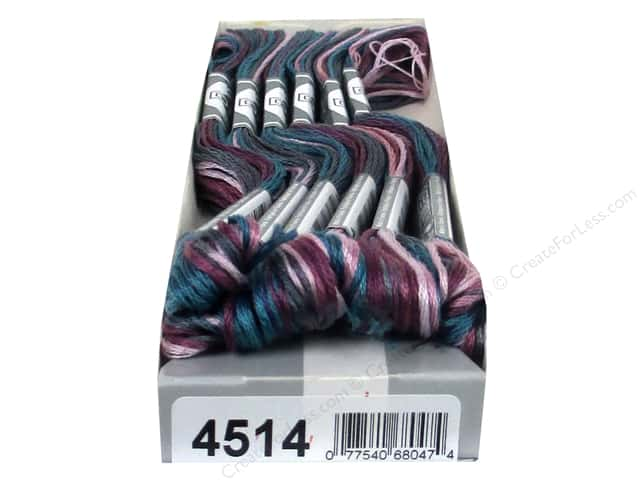DMC Coloris Embroidery Floss Venice