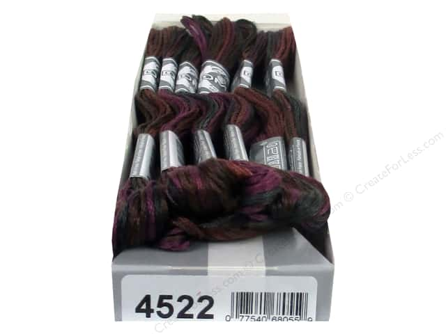 DMC Coloris Embroidery Floss Canadian Night