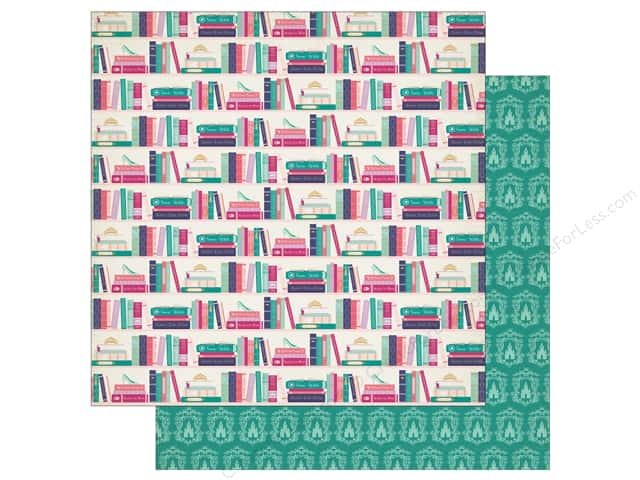 """Echo Park Collection Once Upon A Time Paper 12""""x 12"""" Fairy Tale (25 pieces)"""