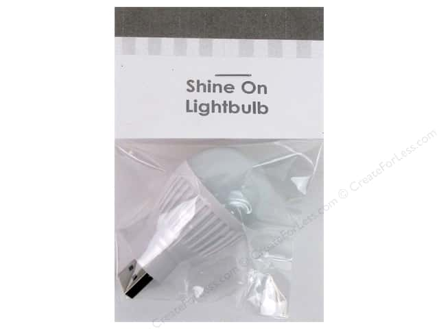 Graphic Impressions Shine On Lightbulb USB