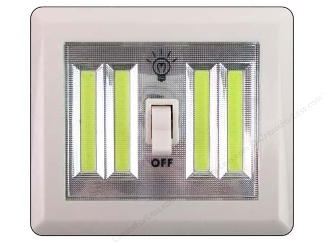 Graphic Impressions COB Double Light Switch